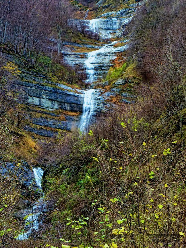 cascata Abruzzo